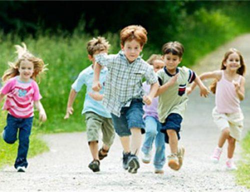 El running un deporte también para los más pequeños