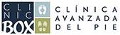 Clinic Box Clínica avanzada del pie – Clínica Dental Logo